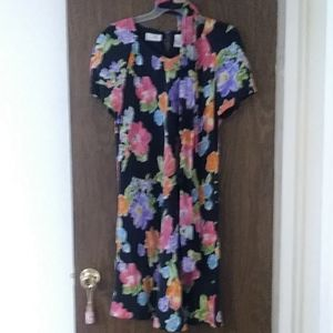 Liz Claiborne silk dress
